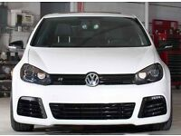 Mk6 Golf R front bumper brand new in primer slight damage from transit