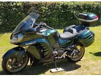 Kawasaki GTR 1400 with extras, cheapest about Priced to sell