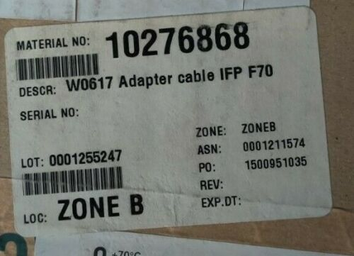 Siemens Adapter cable IFP F70 10276868
