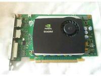Nvidia quadro fx580 graphics card