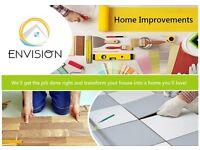 Reasonably Priced & Qualified - Painter & Decorator Handyman Bathroom Fitter Tiler Floor Installer