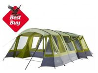 VANGO INSPIRE 600 AIRBEAM TENT WITH EXTRAS USED FOR 1 WEEKEND