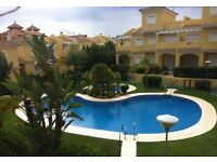 Spread the Balance over 15 years - 2 bedroom Apartment in Southern Spain, next to golf courses