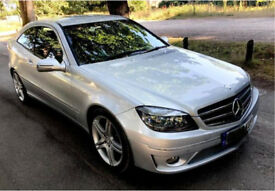 Limited edition MERCEDES BENZ CLC 180 KOMPRESSOR SPORT AUTO 1.8, New MOT-No Advisories, ONLY 58K