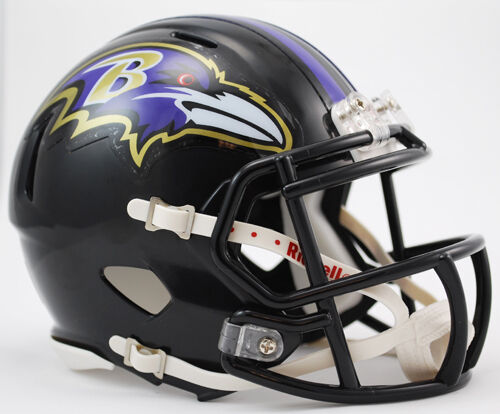 NEW RIDDELL REVOLUTION SPEED NFL MINI FOOTBALL HELMET