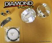 Diamond Pistons