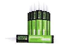 Green Glue Noiseproofing Compound - 10 Tubes
