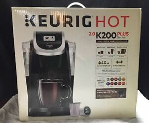 keurig hot k 200