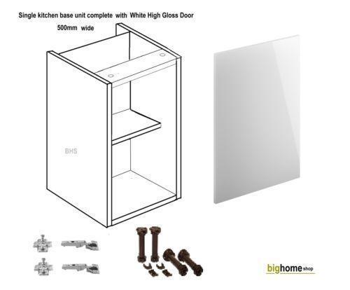 Kitchen Base Unit Doors Ebay