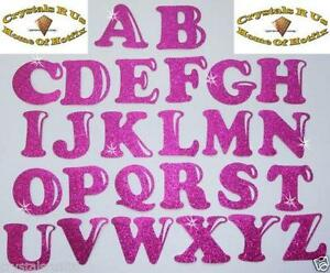 Large Silver Coloured Letters Ebay