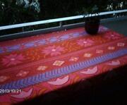 Tischdecke 150x150
