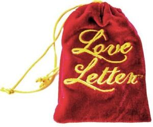 LOVE LETTER - CLAM SHELL AT TEDDY N ME