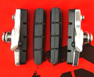 Clarks-Road-Caliper-Cartridge-Brake-Brakes-Blocks-Extra-Pads-Racing-Bike
