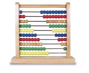 Abacus en bois Melissa & Doug