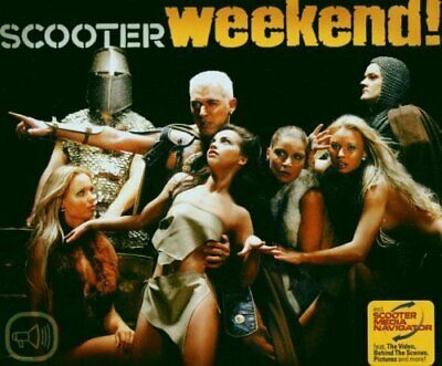 Scooter [maxi-cd] weekend! (2003)