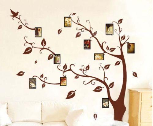 Family Tree Wall Decal Ebay