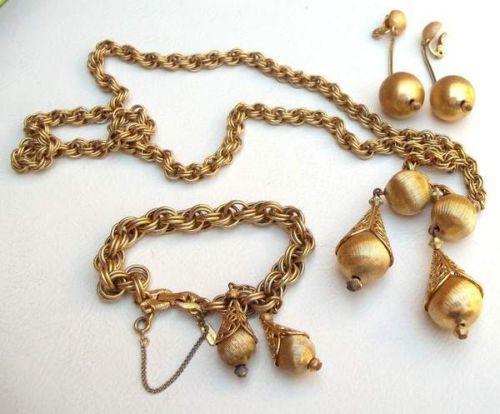 Monet Bead Necklace Ebay
