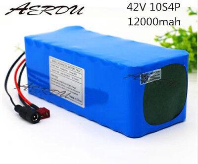 - Li-ion Battery 36V 12AH Volt Rechargeable Bicycle 500W E Bike Electric Li-ion