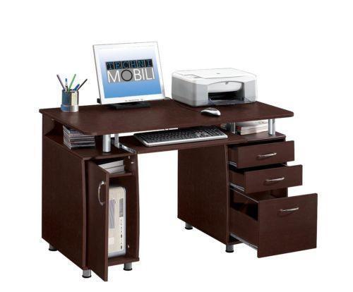 desktop computer table. Desktop Computer Table H
