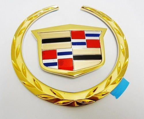 Cadillac Gold Grille Ebay