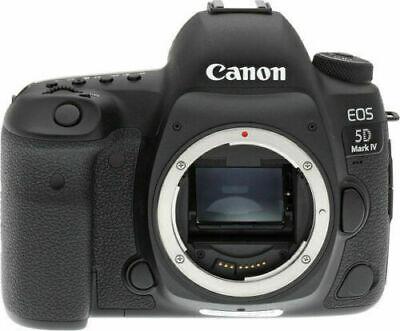 Canon EOS 5D Mark IV / MK 4 DSLR Camera (Body Only)