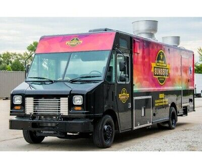 New Food Truck For Sale-- Includes Ole Hickory Smoker Cto Ready To Go Bbq Truck