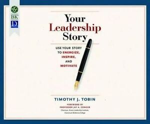 Your Leadership Story: Use Your Story to Energize, Inspire, and M 97816 CD-AUDIO