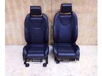 FORD FOCUS ST3 RECARO LEATHER SEATS