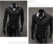 Mens Slim Fit Business Shirts