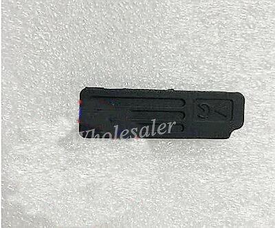 New Bottom Terminal Cap Cover Rubber Lid For Nikon D800 Rubber DSLR Repair Part