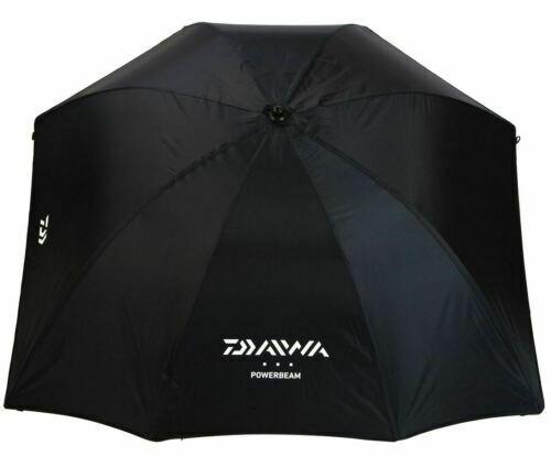 "New Daiwa Powerbeam 125cm/50"" Fishing Brolly / Umbrella - PBU1"
