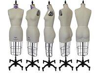 Dress Form & Mannequin