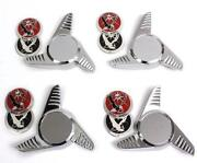 Wire Wheel Spinners