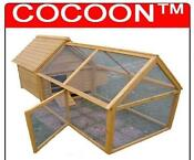 Cocoon Chicken Coop
