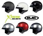 HJC Helmets Size XL Half Helmet Helmets