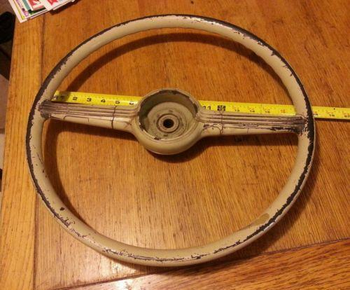 vintage ford steering wheel ebay. Black Bedroom Furniture Sets. Home Design Ideas