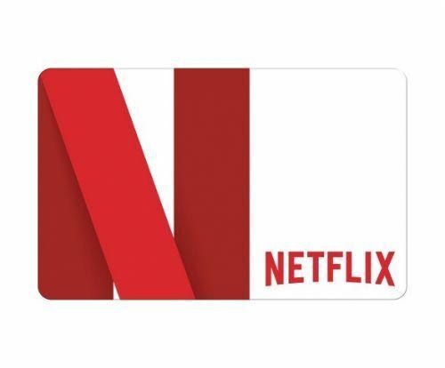 $50 Netflix Gift Card