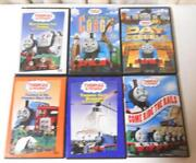 Thomas The Train DVD Lot