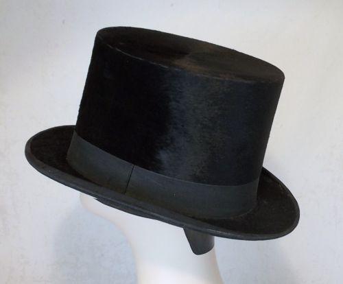 9731a2d4f5f Silk Top Hat