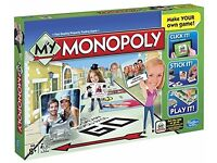 My Monopoly - new in sealed box