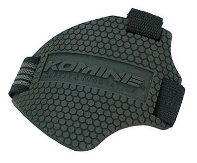 Komine TPU Shift Pad Black One Size Fit All 05-204 BK-204