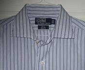 Ralph Lauren Mens Long Sleeve Dress Shirt