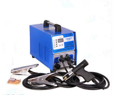 Capacitor Discharge Stud Bolt Plate Welder For Welding Bolt Plate Machine