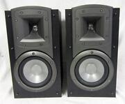 8 Ohm Bookshelf Speakers