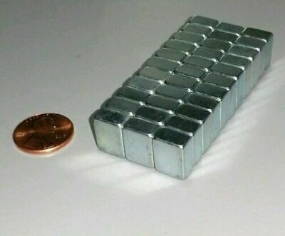 10-50 Pc 12 3814 N52 Strong Block Rare Earth Neodymium Magnet