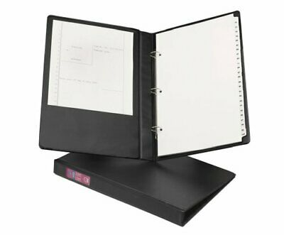 Avery Durable Slant Ring Reference - Avery Durable Slant Ring Reference Binder - Letter - 8.50