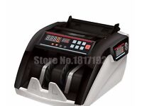 Currency Counting Machine & Fake Bill Detection
