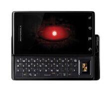 Motorola Droid a855 - Black (Verizon or Page Plus) CDMA Phone