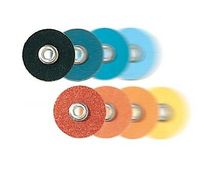 Sof-lex Finishing And Polishing Discs Pack Of 85 All Sizes By 3m Espe Soflex