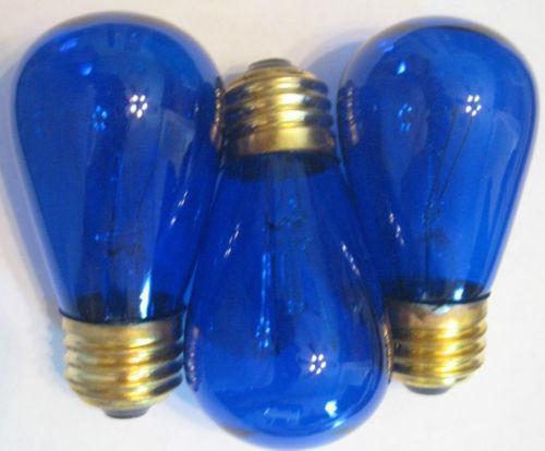 Party Blue Light Bulbs Ebay